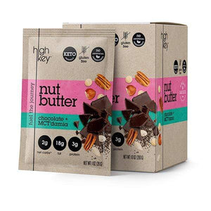 Chocolate MCT'damia - Nut Butter (10 Packets) - HighKey
