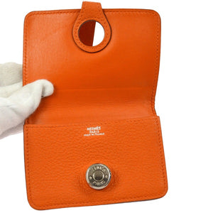 Hermès Dogon Bifold Coin Wallet the real real