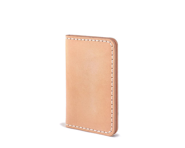 leather minimalist wallet