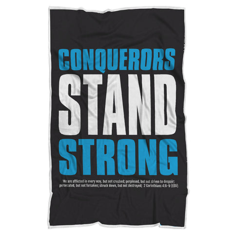 Conquerors Stand Strong