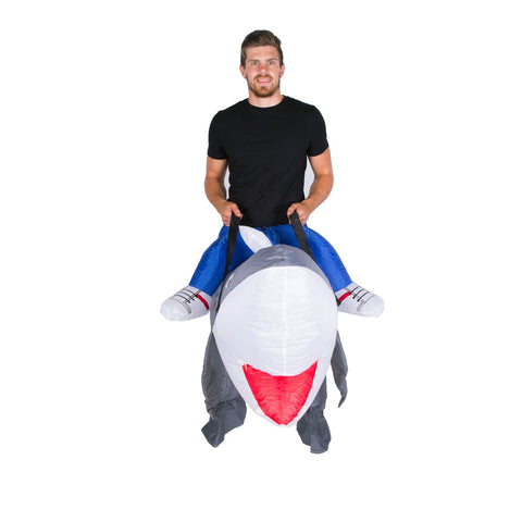 Inflatable Shark Costume