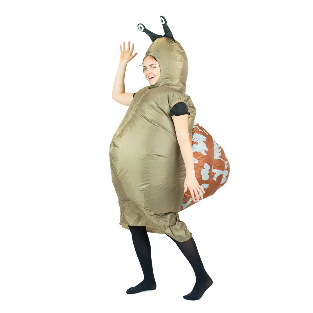 Inflatable Snail Costume