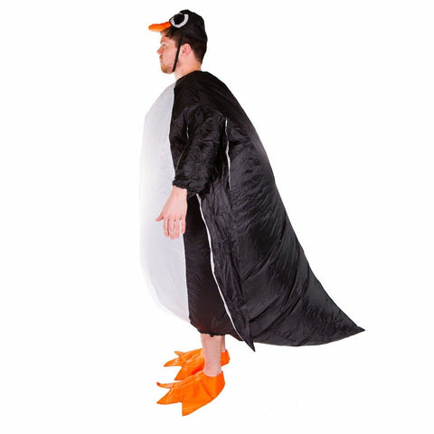 Inflatable Penguin Costume