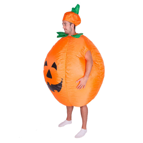 Inflatable Pumpkin Costume