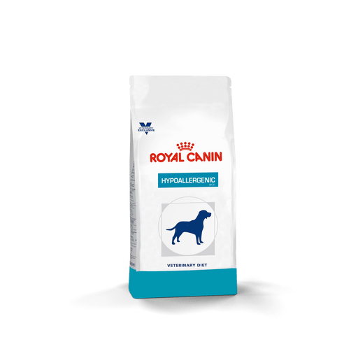 Royal Canin Veterinary Diet Hypoallergenic - Clínica Veterinaria Chicureo