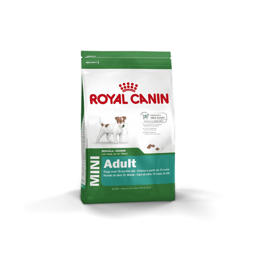 Royal Canin Mini Adulto - Clínica Veterinaria Chicureo