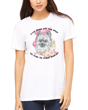 Women's | Furry Babies | Oversized Tee