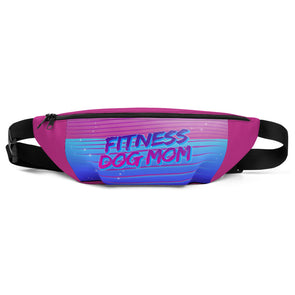 Fitness Dog Mom|Fanny Pack