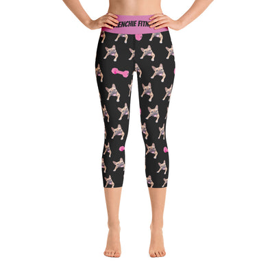 Frenchie Fitness|Capri Leggings
