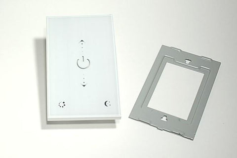 Wall Mount Touch Panel Dimmer