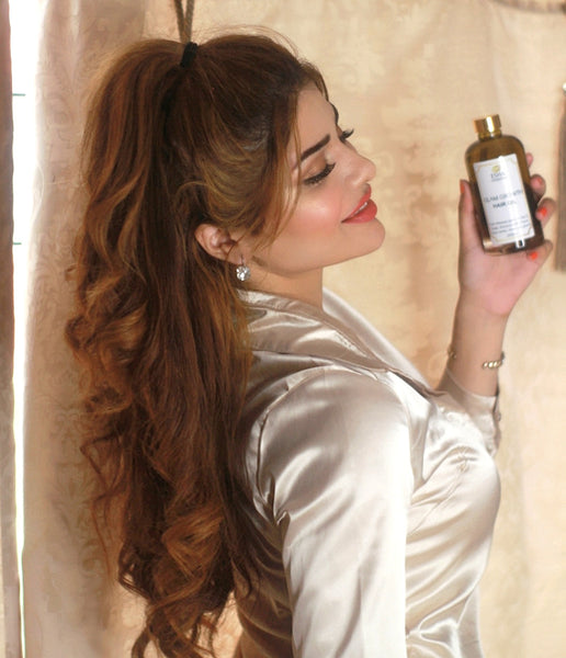 Glam Growth Hair Oil - Esha Ahmad
