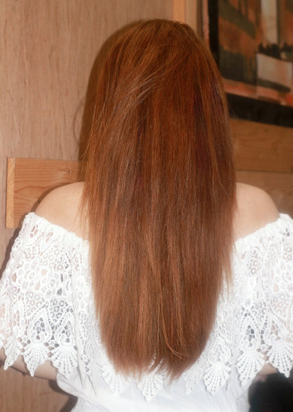 my hair color Esha Ahmad! Loreal majirel 8.1