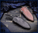 Coho Leather Sheath