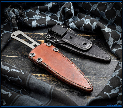 Utsidihi Leather Sheath