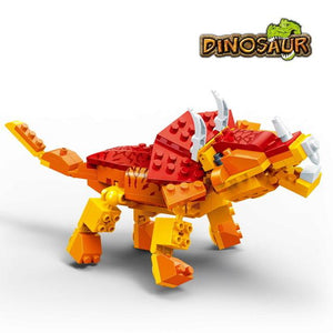 Dinosuars- The Triceratops |  BrickCenter