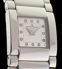 Baume & Mercier Catwalk Diamond Dial