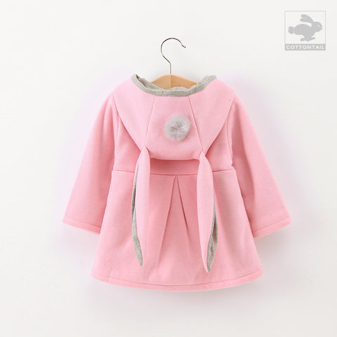MAISIE 3 Rabbit coat