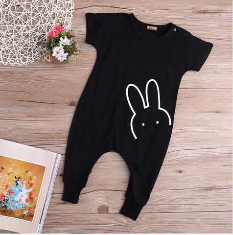 Peter Rabbit - Short Sleeved Baby grow