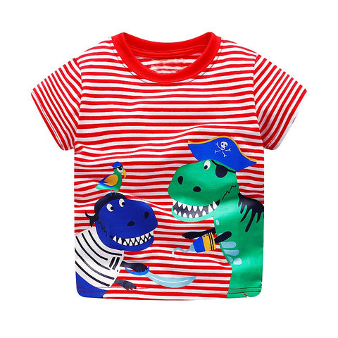 LEO - The Dinosaur Pirate T-Shirt