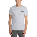 Embroidered Logo Unisex T-Shirt