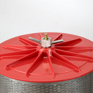 wine press Hydropress lid