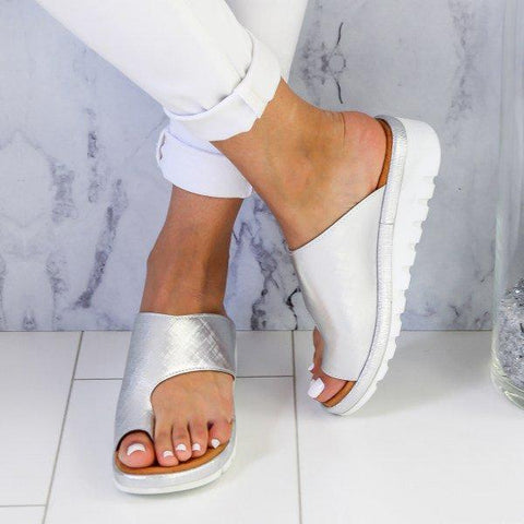 Comfy Platform Sandal Shoes