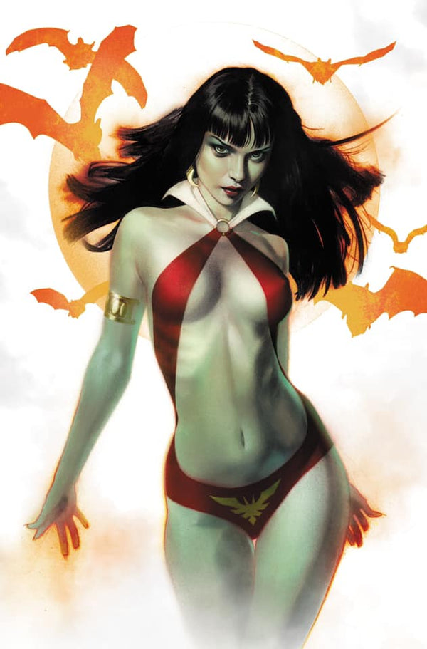 Vampirella #1 Middleton SDCC Exclusive