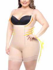 Loverbeauty Bodysuit Shapewear | Ultra Conceal Compression Shaping Shorts - loverbeauty