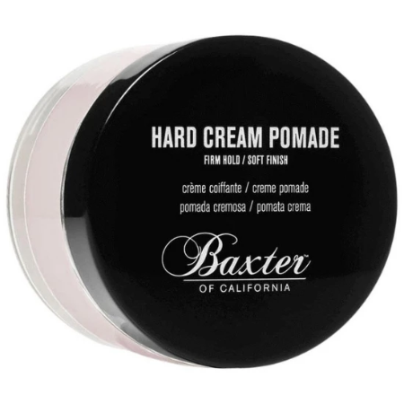 Hard Cream Pomade 60ml - Living Industries