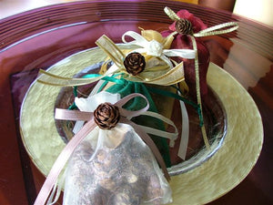 Scented Twig & Pine Cone Sachets