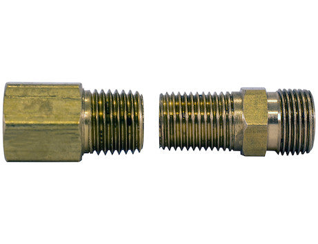 1/2 Inch-20 Thread Bulkhead Fitting