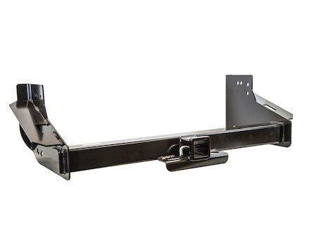 Heavy Duty Class 5 Hitch Receiver with 2-1/2 Inch Receiver Tubes
