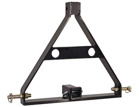 3-point Tractor Hitch Receiver
