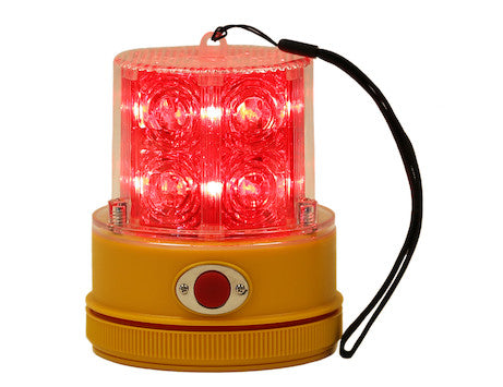 Portable 4 Inch Wide LED Beacon