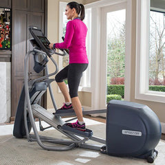 Elliptical with incline. How to adjust incline on an elliptical Precor EFX 447