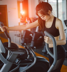 How to use Elliptical Arms and handles