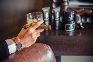 whiskey watche cigars beau brummell