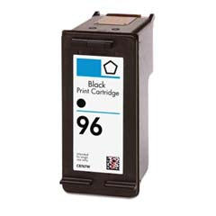 Remanufactured HP 96 (HP C8767WN) Ink Cartridge - Black | Databazaar