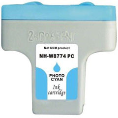 Generic Brand (HP 2) Remanufactured Light Cyan Ink Cartridge
