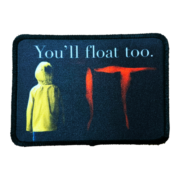 It Movie 2017 Iron-On Patch