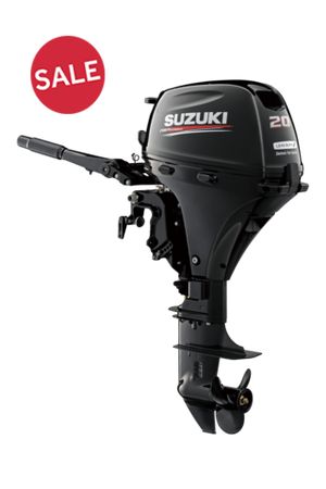 Sale Suzuki DF20AR Lean Burn | Inter Yacht West