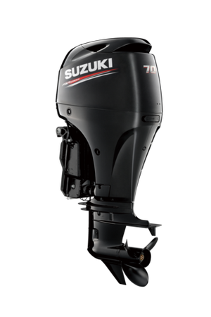 Suzuki DF70ATL Lean Burn | Inter Yacht West