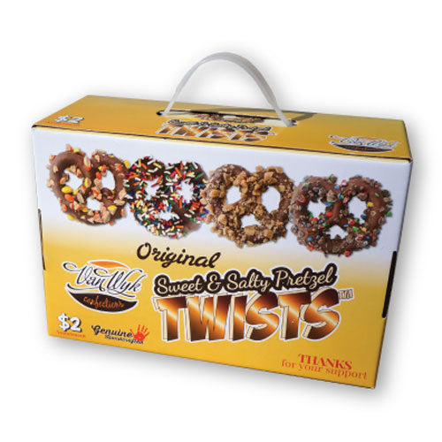 Pretzel Twists $2.00 Variety Pack