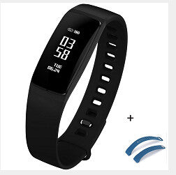 IP67 Waterproof V07 Bluetooth Smart Bracelet Watch Wristband Support Blood Pressure Monitor/Heart Rate Monitor for IOS & Android