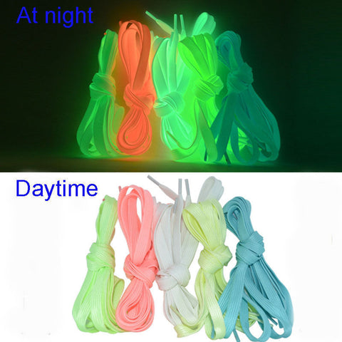 Glow In The Dark Shoelace (1pair 120cm)