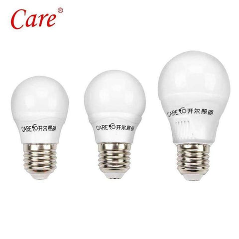 Planet Gates Care Globe LED Light Bulb 3W 5W 7W 9W 10W 11W e14 e27 LED Lighting Light Lamp Bulbs 6500K 4000K 3000K and Three Colors Dimmable