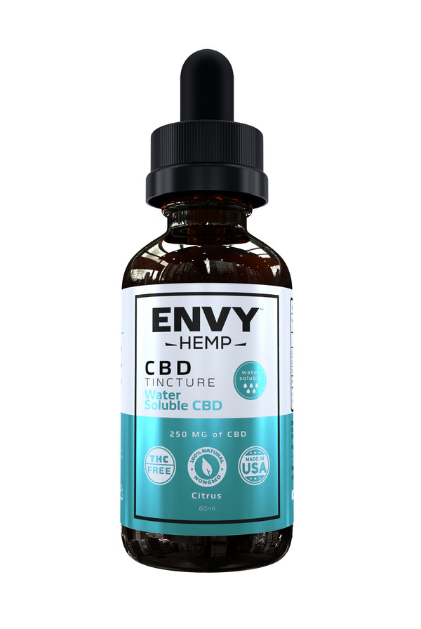 Water-Soluble Pure CBD (60mL)