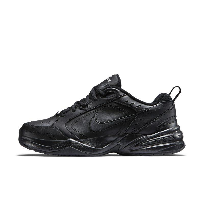 Nike Nike Air Monarch IV Lifestyle/Gym Shoe - Black SOLEHEAVEN
