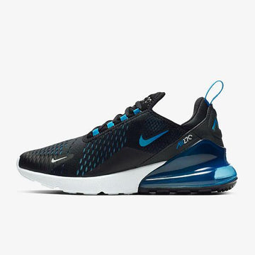 Nike Nike Air Max 270 'Black / Photo Blue' SOLEHEAVEN