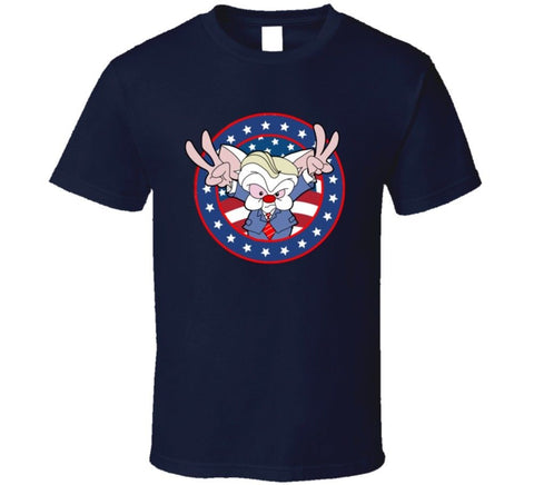 Pinky and The Brain For PRESIDENT tEE